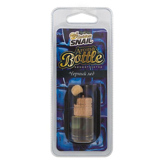 Ароматизатор Aroma Bottle (черный лед)