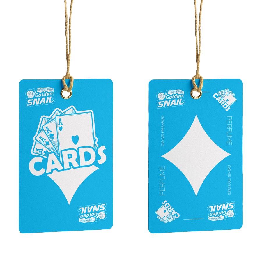 Ароматизатор CARDS (Джезерит)