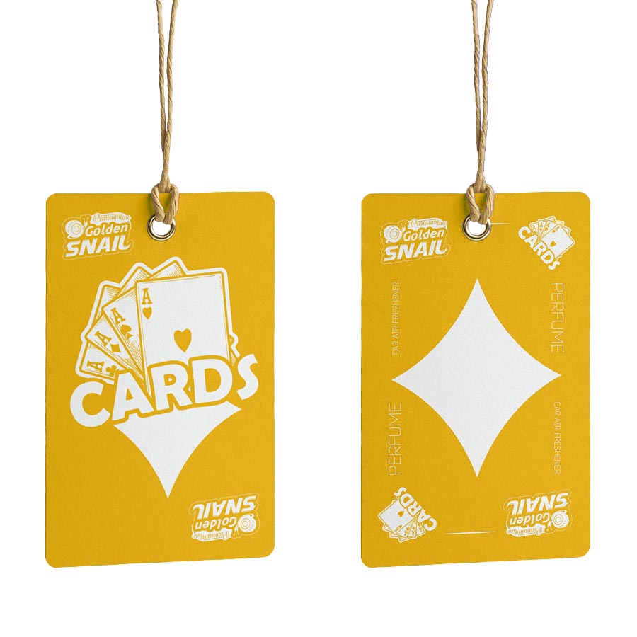 Ароматизатор CARDS (Нубит)